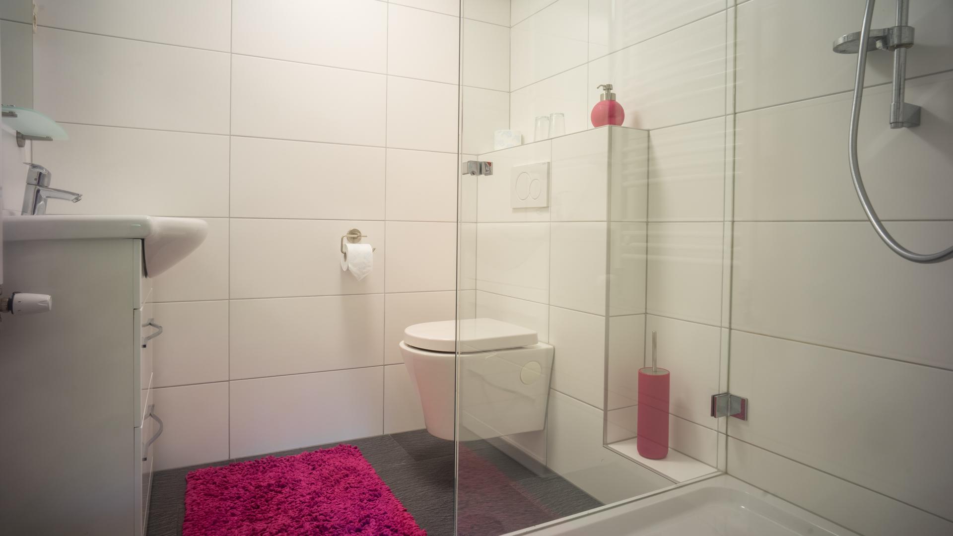 Een mooie badkamer van Panorama Sousberg